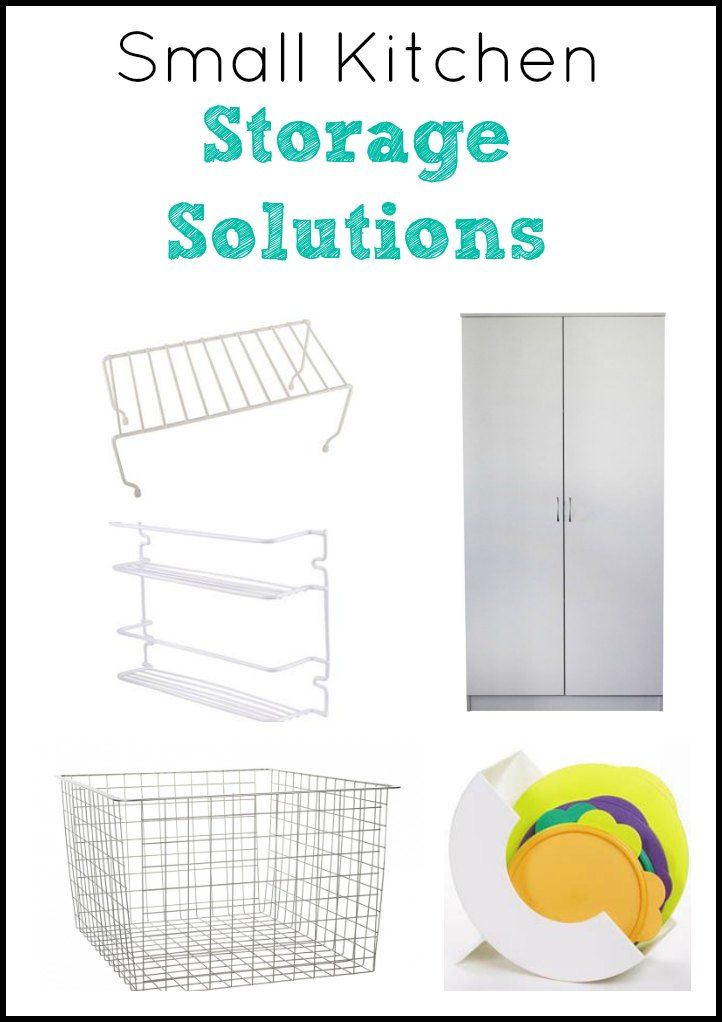 Sharing solutions to make the most of your small kitchen storage on the Mummy Hearts Money blog