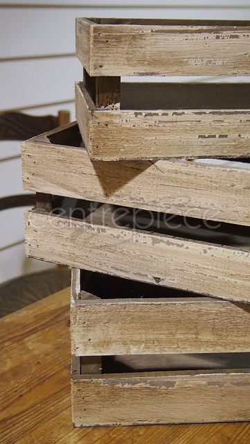 Wooden Box Large