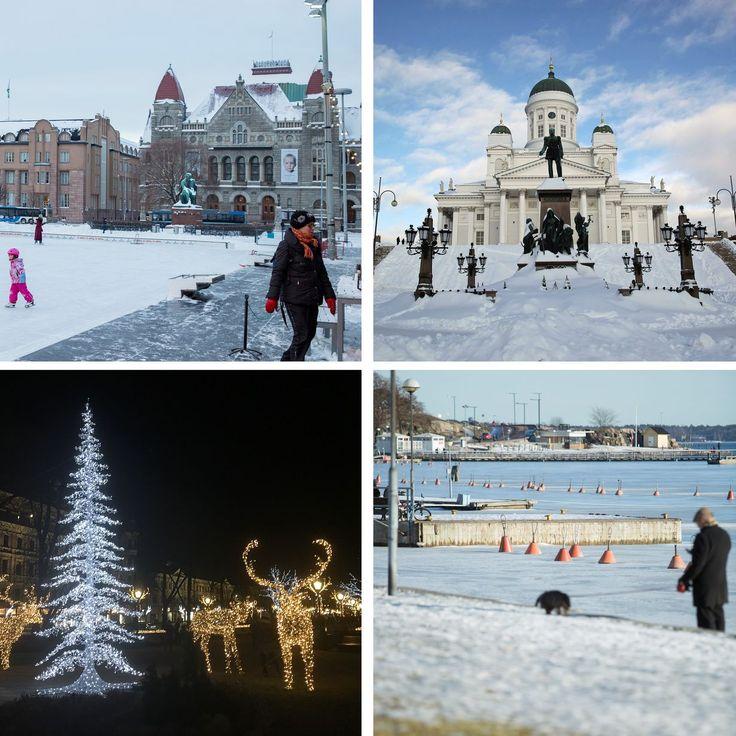 33 syytä rakastaa talvi-Helsinkiä   Me Naiset     33 reasons to love Helsinki in the winter (article in Finnish)