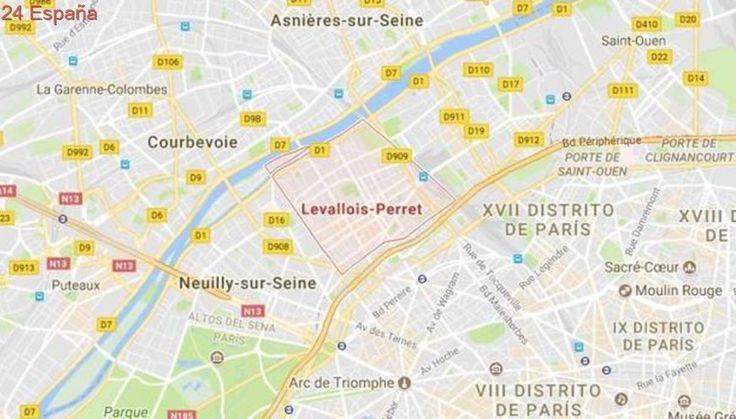 Al menos seis soldados heridos tras ser atropellados por un coche que embistió contra ellos en París