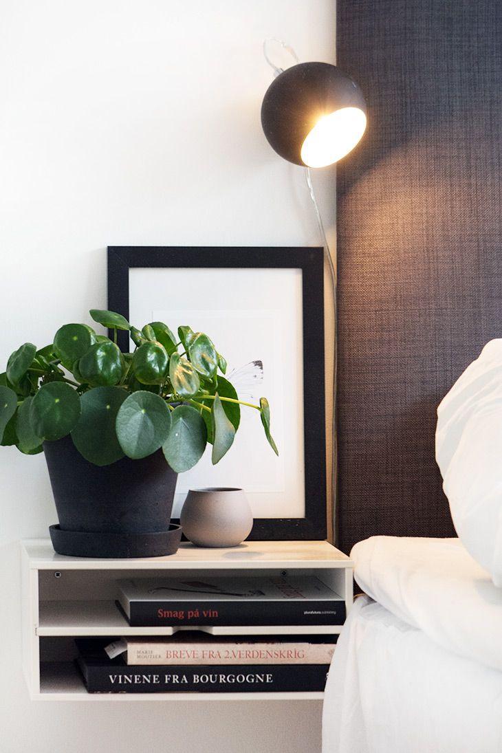 Soveværelse - DIY - sengebord og sengegavl