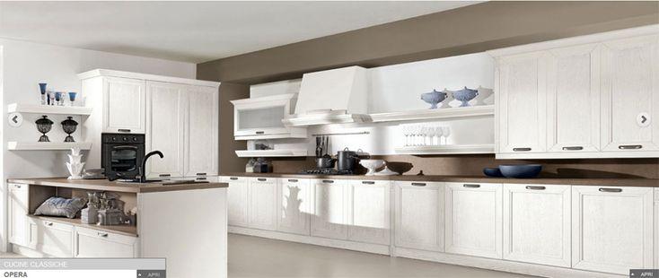 Cucina arredamento pinterest - Pitturare ante cucina ...