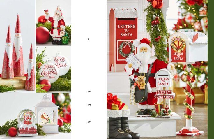 Raz 2021 Christmas Catalog Raz Christmas 2020 Hyperlinked Catalog Christmas Holiday Decor Merry