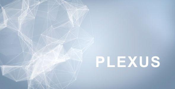 Plexus Clean Background