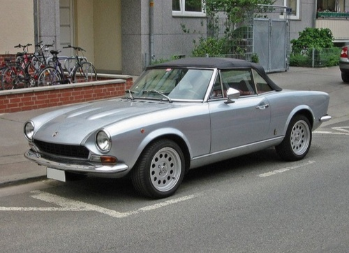 ded9d8870f0af64356a298ccb2ee0a4e spiders convertible 105 best fiat images on pinterest car, fiat 124 sport spider and 1977 fiat 124 spider fuse box diagram at gsmx.co