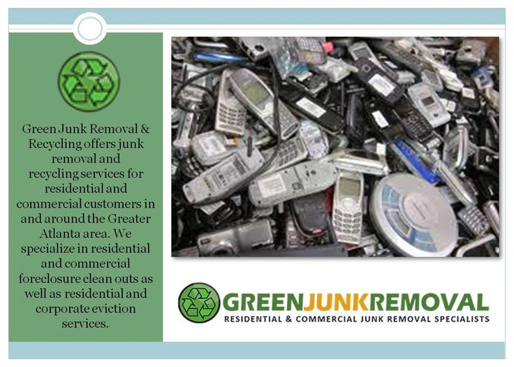 E-Waste And Electronics Recycling Services by furniture-removal.deviantart.com on @DeviantArt