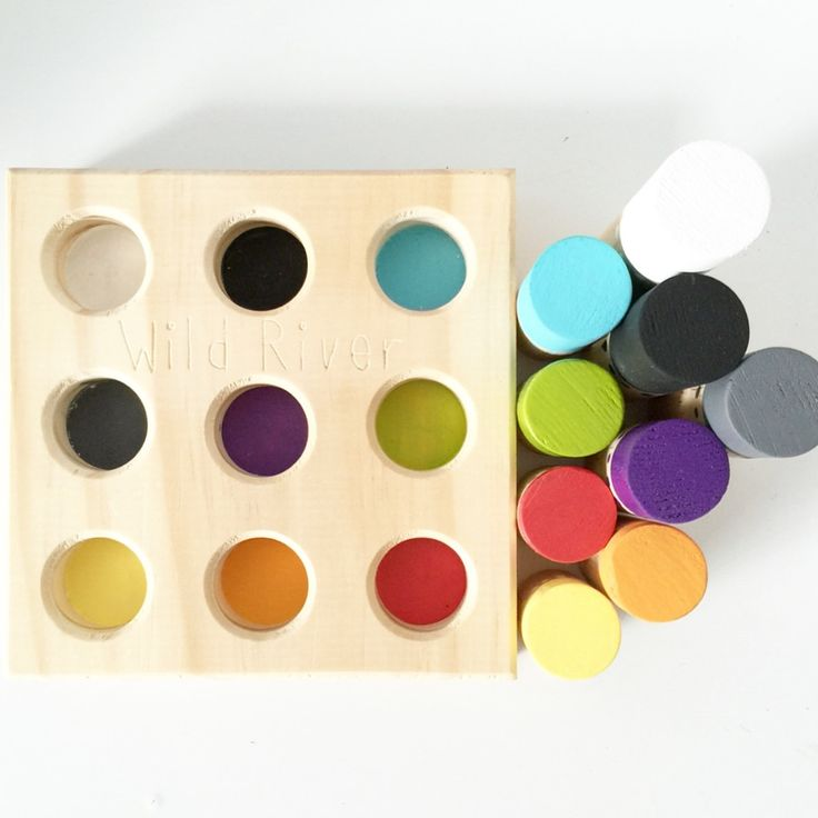 Little peg play set - Colours and Matching