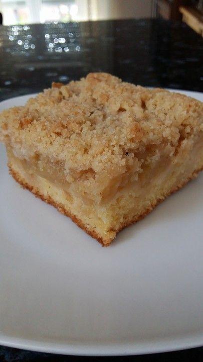 Streusel Apfel Blechkuchen, ein schönes Rezept aus der Kategorie Frucht. Bewertungen: 105. Durchschnitt: Ø 4,6.