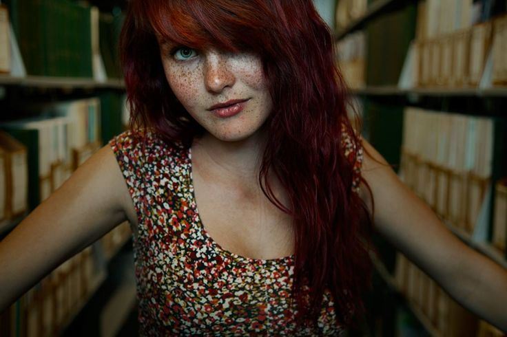 Her. freckle face redheads I'd