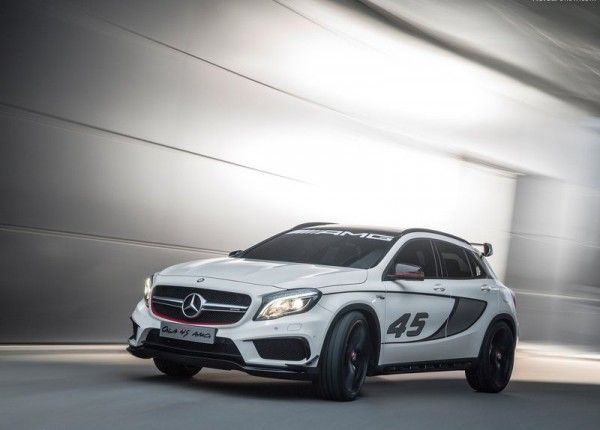 2013 Mercedes Benz GLA45 AMG Wallpapers 600x430 2013 Mercedes Benz GLA45 AMG Release Dates
