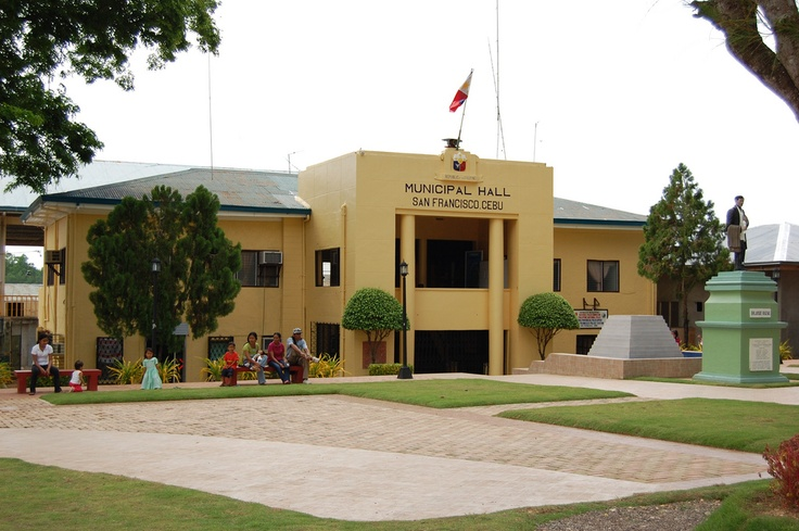 san francisco camotes island municipal hall