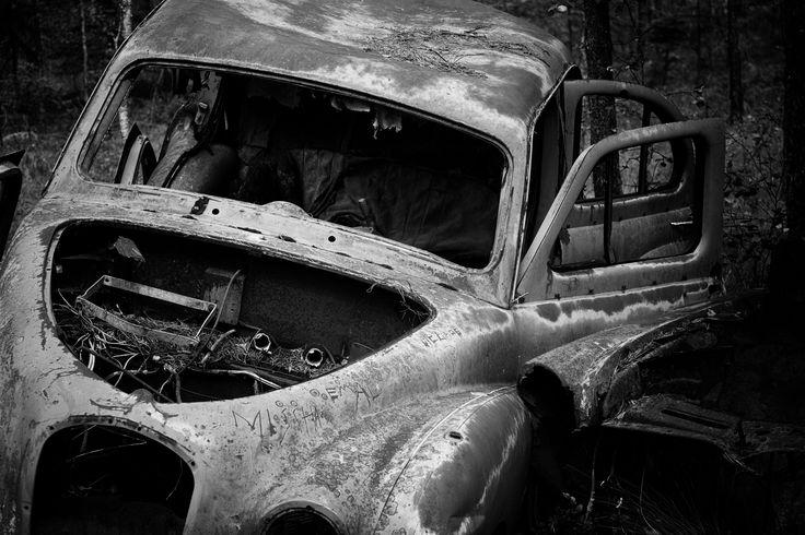 Car Graveyard D