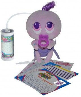 Bebé Ksi Merito Lila Albino