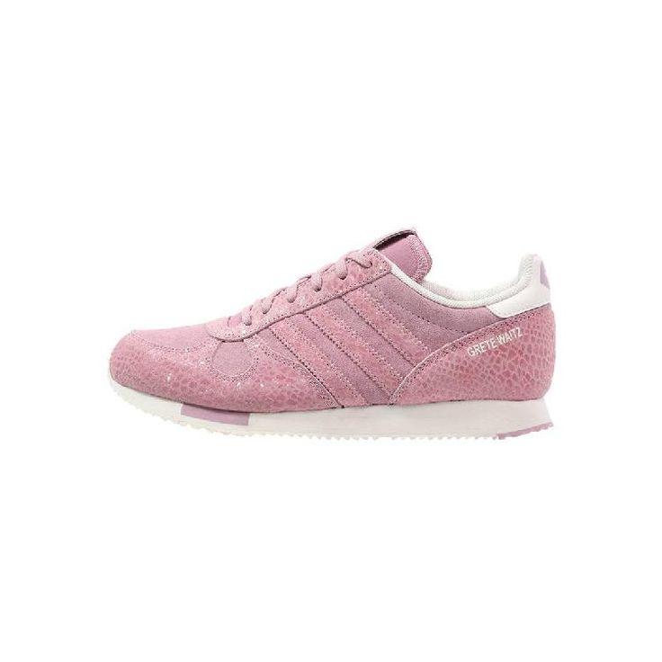 GRETE WAITZ - Sneaker low - shift pink/chalk white by adidas Originals