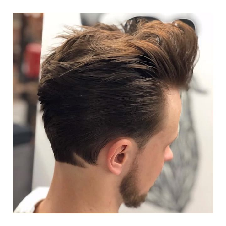 Check out these 60 Best Quiff Hairstyles for men of 2020. #menshairstyles #hairstyleformen #haircut style