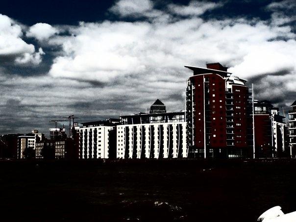 The Thames Series 2 of 4, 2010. (ryanjhughes).