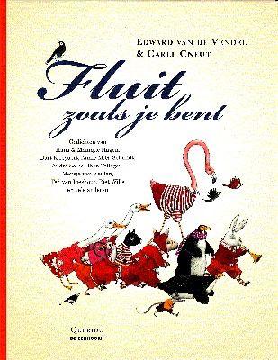 Fluit zoals je bent - Edward van de Vendel (samenstelling)