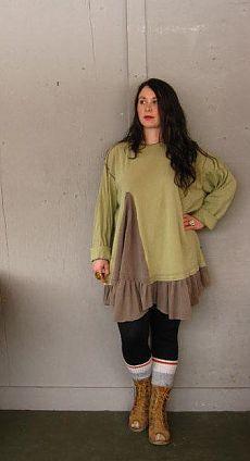 Переделки одежды из старой в стильную...