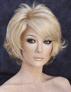 Spicy N Sassy (I never thought to look at wigs for hairstyles!)