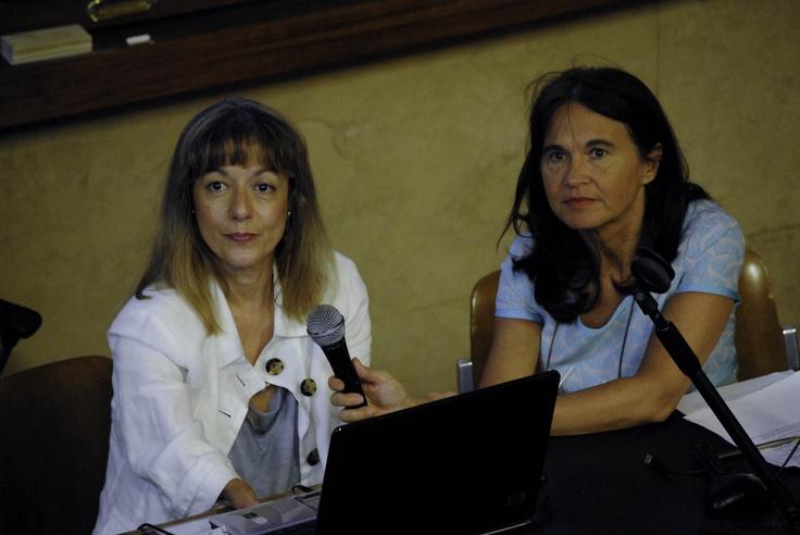 Dott.ssa Nadia Malavasi e Dott.ssa Cristina Rigutto sul caso #talidomide #ricerca #mamme
