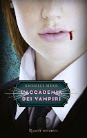"""Valy BooksLover: """" Vampire Accademy """" Richelle Mead"""