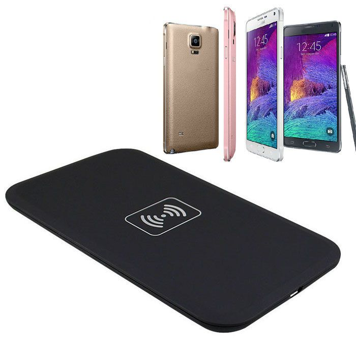 Fast Qi Wireless Charger Charging Pad For Samsung