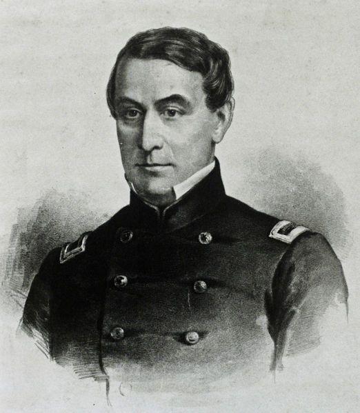 General Robert Anderson (1805 - 1871) during the Civil War | Civil War Academy