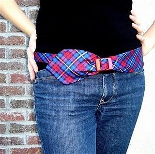 Necktie Belt