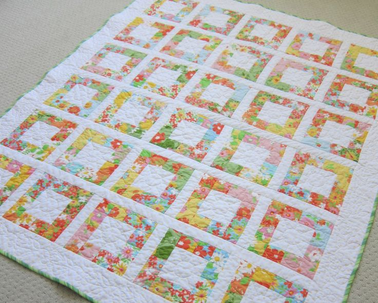 jelly roll quilt love the fresh clean lines of this pretty quilt