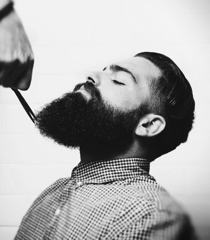 How to Trim the Perfect Beard Neckline | Beardsmen