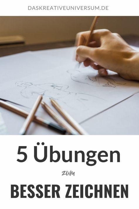 5 der besten Zeichenübungen, um deine Beobachtung…