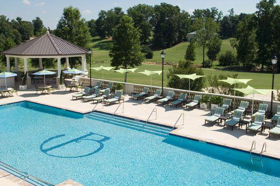 The ballantyne hotel lodge charlotte nc outdoor pool - Indoor swimming pools charlotte nc ...
