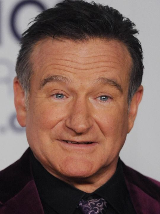 Just heard. Robin Williams died today in his home.  The 63-year-old actor was found unconscious around 12 p.m. inside his home in Tiburon, according to a report by the Marin County Sheriff's Office. The coroner suspects that it was a suicide caused by asphyxiation. So sad.