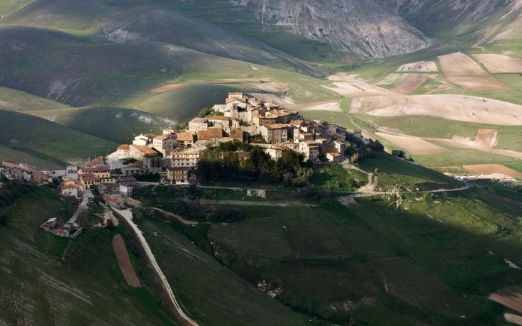Norcia, Italy in Umbria only 60 miles outside of Rome - 25 Secret European Villages | Travel + Leisure