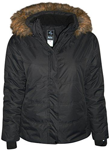 """Product review for Pulse Women's Plus Extended Size Ski Coat Jacket Aspens Calling.  - A fashionable coat for the curvy woman! Absolutely beautiful women's plus size winter coat, by Pulse. This coat is loaded with technical details. Retail is $199.       Famous Words of Inspiration...""""It is only necessary to make war with five things: with the maladies of..."""