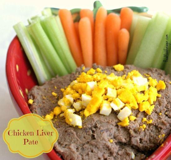 Post image for Recipe: Chicken Liver Pate (Paleo, AIP Paleo, SCD, GAPS)