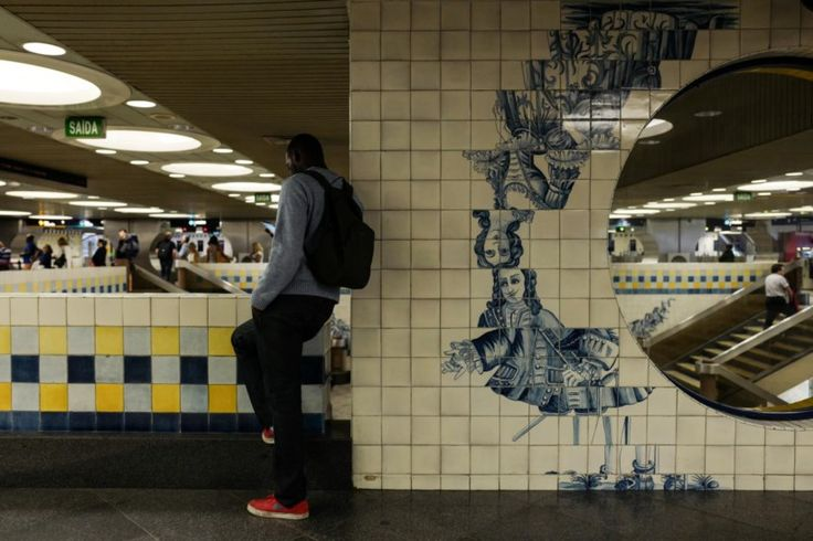 CNN destaca azulejos e design contemporâneo de Lisboa