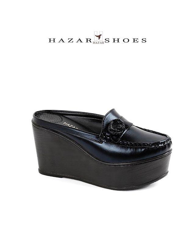 تمتعــوا بصيـف أنيق مع هـزار New Summer Collection 2018 New تشكيلة جـديـدة من موديـلات صيف 2018 Heel Height 9 Cm إرتـفــــاع Loafers Shoes Instagram Feed