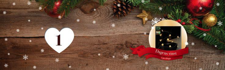 SpaDreams julkalender – #tävling    Dagens vinst är en stämningsfull ljuskedja!  💝 🌟 🎁 *** HUR GÖR DU FÖR ATT DELTA? *** 🎁 🌟 💝  🎅: Räkna antalet pepparkakor på dagens temasida https://www.spadreams.se/ayurveda/ayurveda-i-sri-lanka/  🎅: Fyll i ditt svar på julkalenderns hemsida:    🎅: Glöm inte att komma tillbaka imorgon för att tävla om nästa vinst    #julkalender #tävling #jul2016 #follow #julklappar #förstaadvent #SpaDreams #ljuskedja