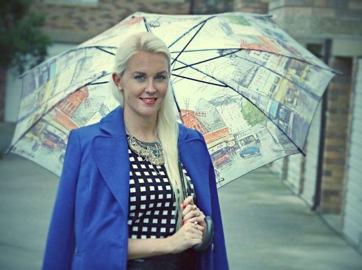 KAZAR MOJA INSPIRACJA & YVES KLEIN BLUE #KAZAR
