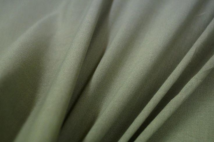 Interieur - gordijnstof olijfgroen