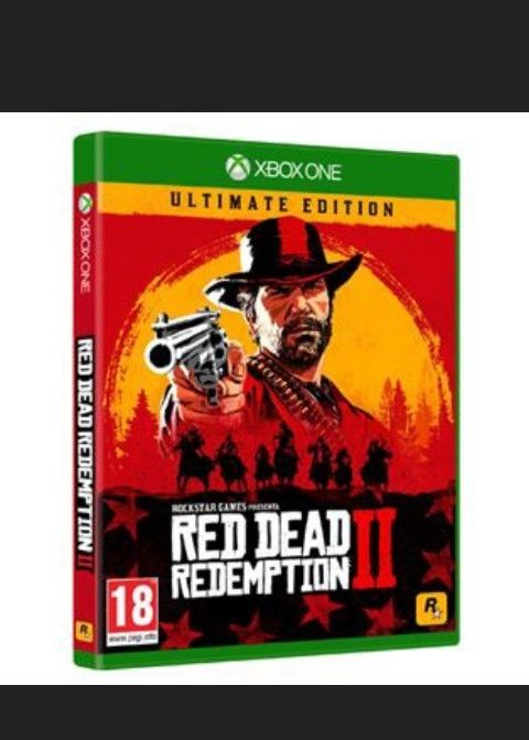 Red Dead Redemption 2 Ultimate Edition Xbox One Red Dead Redemption Ii Xbox One Video Games Xbox One