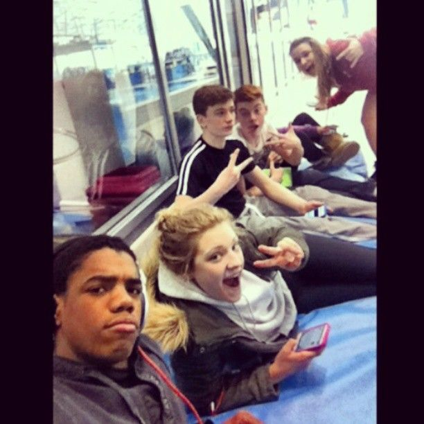 "153 Likes, 3 Comments - Alicia Blagg (@aliciablagg) on Instagram: ""Love my diving family @yonakw @hannahfstarling @mattydiver"""