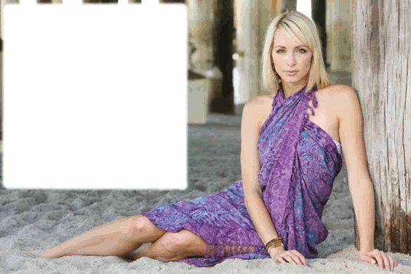 Sarongs ursprünglich Wickelröcke für Männer und Frauen aus Indonesien, Thailand und Goa. Dort werden Sie auch als Strandtücher verwendet. Von den spanischen Badeinseln sind sie auch als Pareos bekannt. Mit wenigen Handgriffen können sie...