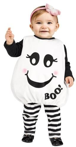Baby Boo Toddler Costume                                                                                                                                                     More