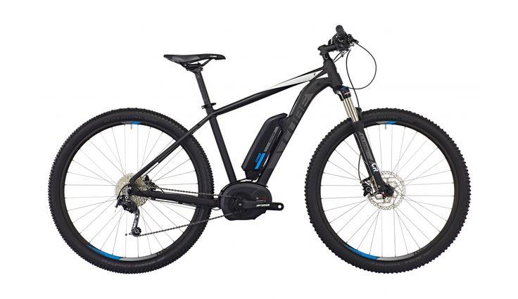 Cube Reaction Hybrid HPA Pro 400 black'n'white günstig kaufen ▷ fahrrad.de