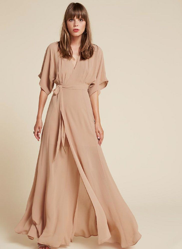 e534139b2fe0 27 Modest Wedding Guest Dresses That Will Still Make You Stand Out From the  Crowd
