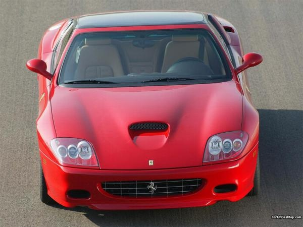 ferrari red colour car hd wallpaper photo