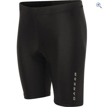 Dare2b Kids Stay Seated Cycle Shorts - Size: 9-10 - Colour: Black  #CyclingBargains #DealFinder #Bike #BikeBargains #Fitness Visit our web site to find the best Cycling Bargains from over 450,000 searchable products from all the top Stores, we are also on Facebook, Twitter & have an App on the Google Android, Apple & Amazon PlayStores.