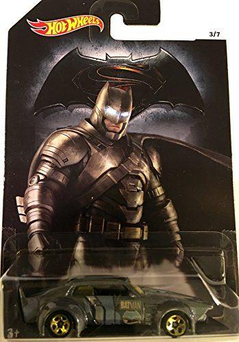 Batman Vs Superman Hot Wheels - Mad Manga DC Comics Exclusive Collectible #3 @ niftywarehouse.com #NiftyWarehouse #Batman #DC #Comics #ComicBooks